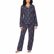 BedHead Medium Into The Deep Classic Long Sleeve Pajama Set