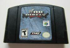 *GOOD* WWF No Mercy Nintendo 64 N64 Retro Wrestling Game WWE Vintage NXT Elite