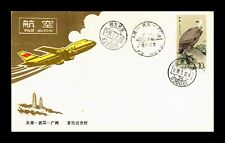 Dr Jim Stamps Airmail Tied East Asia European Size Cover