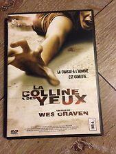 la colline a des yeux DVD film de wes craven Horreur une oeuvre culte !! (1977)