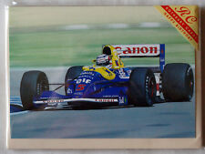 RED FIVE - Nigel Mansell in the Williams F1 car - Birthday Card
