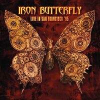 Iron Butterfly - Live in San Francisco '95 (2017)  CD  NEW/SEALED  SPEEDYPOST
