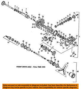 GM OEM Front Axle-Plug 15588374