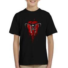 Deathnote Ryuk Shinigami Splatter Kid's T-Shirt