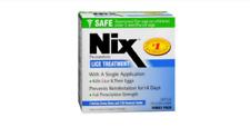 McK Nix Lice Treatment Kit Bottle 2 oz