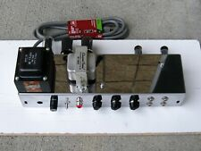 """5E3 / 5E3D """"tweed"""" Deluxe working Chassis pro built tube guitar amp"""