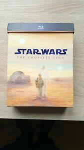 Star Wars: The Complete Saga (Episode I-VI) [Blu Ray]
