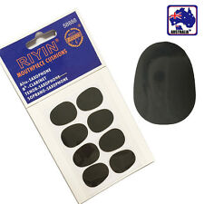 8pcs Black Mouthpiece Saxophone Patches Pads Alto Tenor Cushions SMUSA 8915