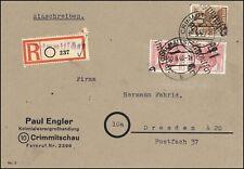 Sowjetische Zone Mi. 174X,176X(2) Bf. tadellos, gepr. BPP (54,-€) (9014/30)