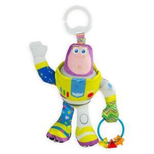 TOMY Lamaze Disney Pixar Toy Story Buzz Lightyear Clip And Go Baby Toy L27259