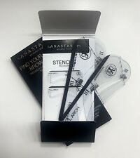 ANASTASIA Beverly Hills ABH 2pc Eyebrow Stencils FULL & HIGH ARCH ~New/Authentic