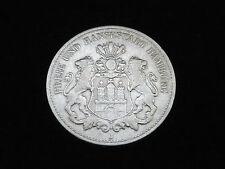 2 Mark Architektur Silbermünzen aus dem Deutschen Kaiserreich