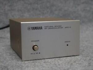 Yamaha APD-2 RF Demodulator LD AC3  Dolby Digital