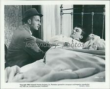 1955 Running Wild Original Press Photo William Campbell Mamie Van Doren