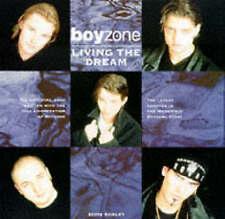 "New, ""Boyzone"": Living the Dream, Rowley, Eddie, Book"
