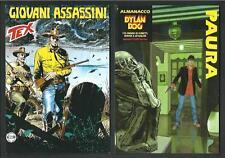Tex , Dylan Dog , ..... 20 cartoline diverse - nuove e perfette