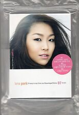 Lena Park - 10 Ways To Say I Love You Repackaged Edition Sealed K-pop