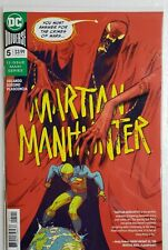 MARTIAN MANHUNTER #5 1ST PRINT 2019 DC BATMAN JOKER HARLEY QUINN JUSTICE LEAGUE