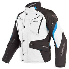 GIACCA DAINESE DOLOMITI GORE-TEX LIGHT GRAY/ BLACK/ ELECTRON BLUE TG.54