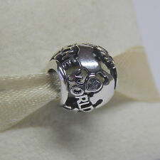 New Authentic Pandora Charm Around The World Earth 791718CZ Box Included