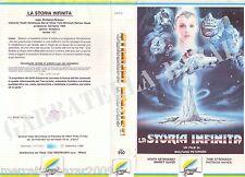LA STORIA INFINITA Die unendliche Geschichte (1984) VHS ORIGINALE 1ª EDIZIONE
