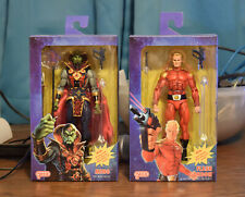 NECA Defenders of the Earth Flash Gordon and Ming