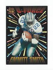 1995 Pacific G-Force #GF3 Emmitt Smith Cowboys
