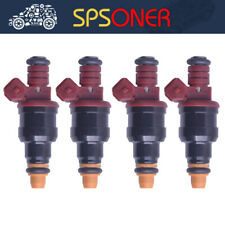 4pcs 0280150431 NEW fuel injector for SAAB 9-3 900 9000 2.0L 2.3L I4 TURBO