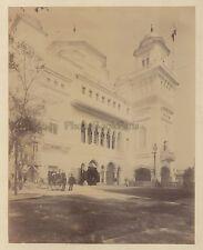 Pavillon de la Turquie façade arrière Exposition universelle de Paris 1900