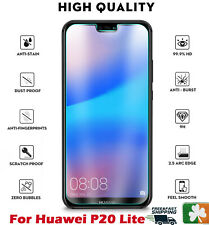 Premium Quality Tempered Glass Screen Protector Film For Huawei P20 Lite
