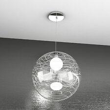 SOSPENSIONE TOP LIGHT MODELLO MOON 1117/S40 - BI (BIANCO)
