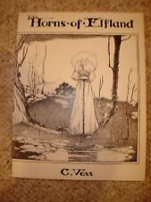 The Horns of Elfland Charles Vess S&N Hardcover #344/500 Archival Press