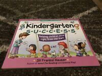Kindergarten Success Helping Children Excel Right From Start Little Hands BOOK