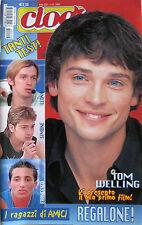 CIOE' 14 2004 Tom Welling Blue Nek EVA Norah Jones Ettore Bassi Tiziano Ferro