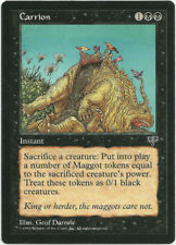 Phyrexian Tribute Mirage NM-M Black Rare MAGIC THE GATHERING MTG CARD ABUGames