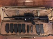 Airsoft GI G4-A3 Blowback Version Electric Airsodt Gun w/scope and Accessories