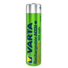 Varta Power Akku Accu AAA Micro 800 mAh HR03 schnellladefähig kein Memoryeffekt