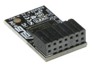 ASUS 14-1 Pin TPM Module Trusted Platform Module TPM-M R2.0(14Pin)FAST DESPATCH