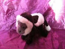 "ANNA CLUB PLUSH WWF monkey soft toy 10"""
