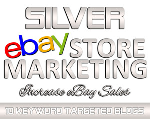 🔥 SILVER eBay Marketing Package with 10 eBay listings promoted!