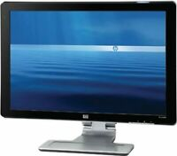 "HP W2408h 61 cm 24"" TFT Full HD LCD Monitor DVI HDMI ohne Standfuß"