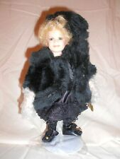 Gustave F. Wolfe Mini Collection Porcelain Doll
