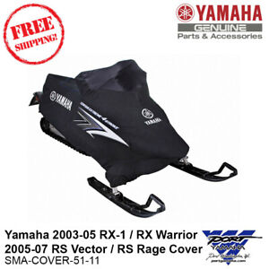 OEM Yamaha Snowmobile Cover 2003-05 RX-1 / 2005-07 Vector / Rage SMA-COVER-51-11
