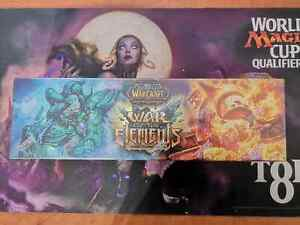WORLD OF WARCRAFT WAR OF ELEMENTS EPIC COLLECTION FACTORY SEALED