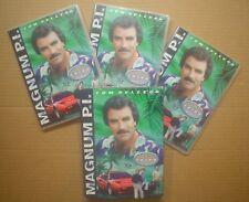 Magnum P.I. ~ The Complete Third Season ~ DVD ~ Tom Selleck ~ 3 Disc Set