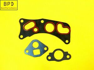97-17 HONDA ACURA 3.5L V6 Engine Coolant Water Crossover Mounting Set