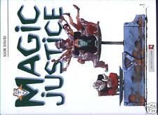 BD Quasi NEUF : MAGIC JUSTICE
