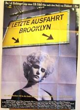 LETZTE AUSFAHRT BROOKLYN (A0-Pl. '89) - JENNIFER JASON LEIGH