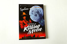 Official Dutch Hint Book for Under a Killing Moon for PC in very good condition