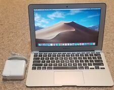 Apple MacBook Air 11inch Early 2015 8GB RAM i7 2.2GHz 500GB SSD Office PDF Nice!